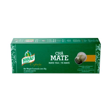 Chá Mate Verde Barão Expresso - 36g