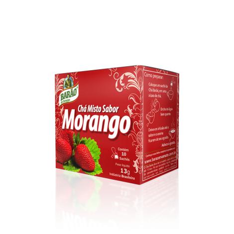 CHÁ MORANGO BARÃO 13g