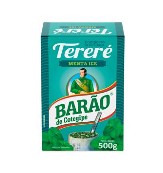 Tereré Menta Ice Barão 500g