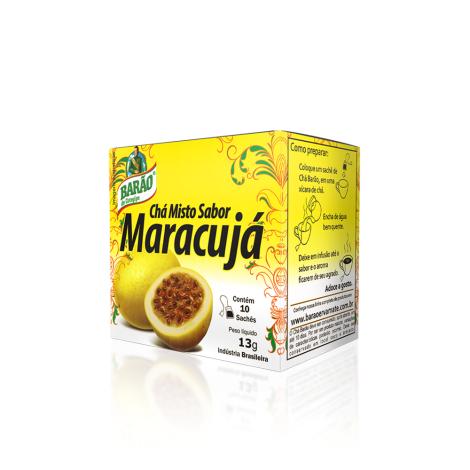 CHÁ MARACUJÁ BARÃO 13 g.