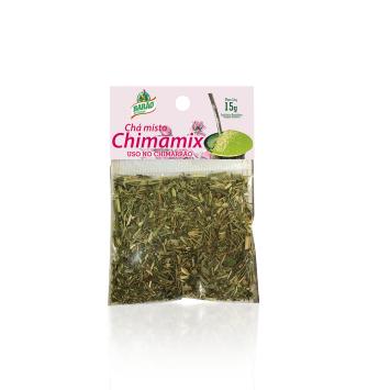 CHÁ PARA CHIMARRÃO CHIMAMIX 15G