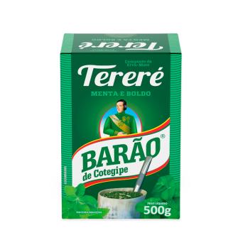 Tereré Menta & Boldo Barão 500g