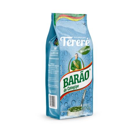 Tereré Natural Barão 500g