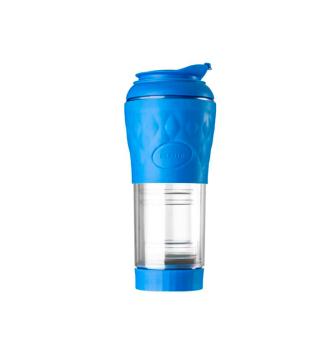 Cafeteira Portátil Pressca – Azul