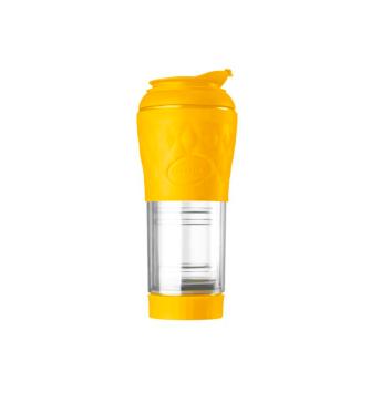 Cafeteira Portátil Pressca – Amarelo