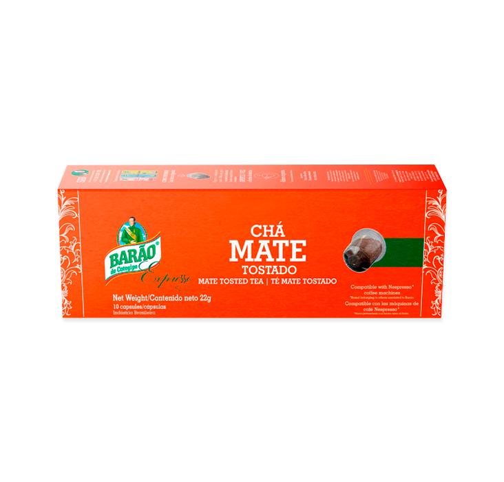 Chá Mate Tostado Barão Expresso 22g