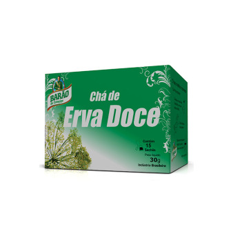 CHÁ ERVA DOCE BARÃO 30g