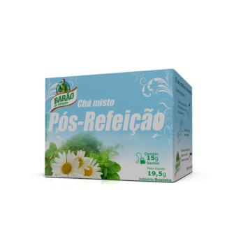 CHÁ PÓS REFEIÇÃO BARÃO 19,5g