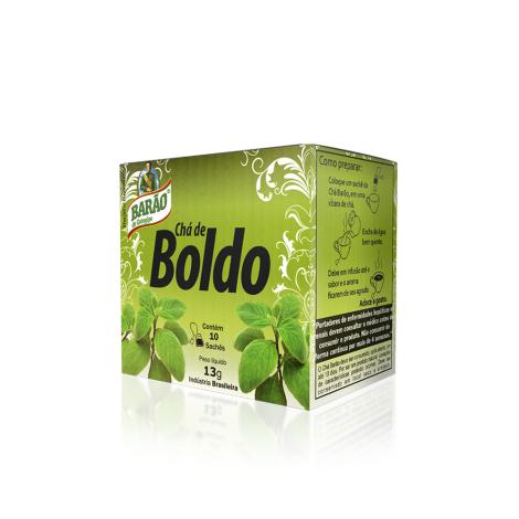 Chá Boldo Barão 13 G